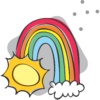 gummybox rainbow icon