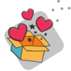 gummybox tremendous care icon
