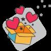 gummybox tremendous care icon